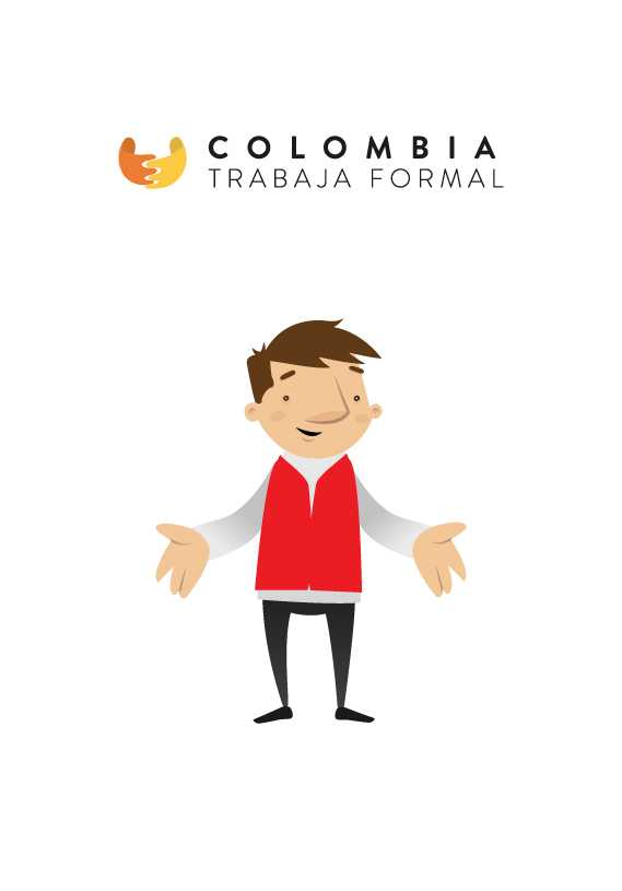 Colombia trabaja formal