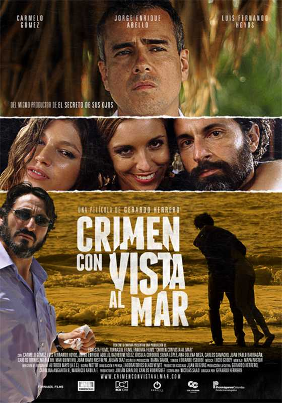 Crimen con vista al mar